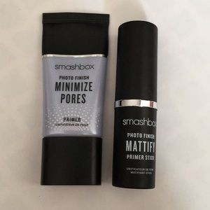 Smashbox lot of 2 Primers